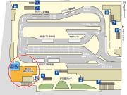 Shinjuku Bus Terminal location
