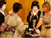 time to geisha traditional dance