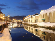 Otaru Canal Winter cropped