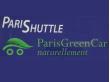 paris shuttle logo