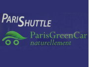 paris shuttle logo