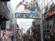 Harajuku gate