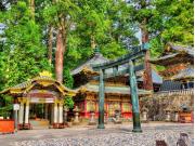 Toshogu Shrine gate cropped