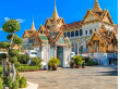 Intricate Thai architecture of Wat Phra Kaew