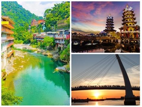 台北発郊外観光ツアー