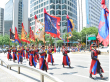 seoul changing of the guards ceremony