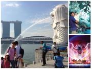 シンガポール市内観光