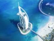 SW - Seaplane Scenic Tour - Burj Al Arab Hotel