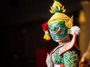 Siam Niramit's elaborate costume design