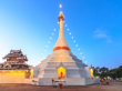Wat Phra That Doi Kong Mu_shutterstock_287082683