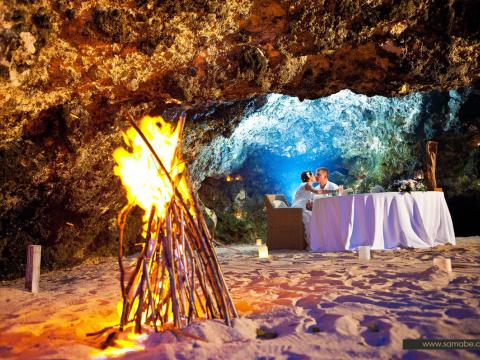 Samabe Cave Dinner3