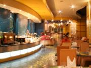 Dine at the premier Baiyoke Sky Restaurant