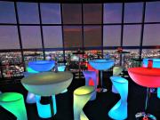 Baiyoke Sky interiors