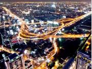 Sweeping view of Bangkok from Baiyoke Sky