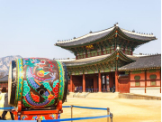 Gyeongbokgung drum