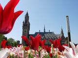Het vredespaleis Den Haag
