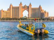 Dubai Speed Boat Tour