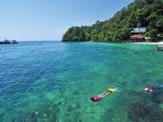 snorkeling pulau payar marine park langkawi