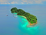 pulau payar marine park langkawi payar island