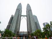 petronas twin towers kuala lumpur towers malaysia