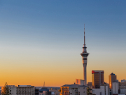 Auckland Sunset Cityscape_199512650