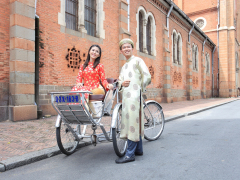 Ao Dai Traditional Dress-up and Photography in Ho Chi Minh, Ho Chi Minh tours & activities, fun things to do in Ho Chi Minh | VELTRA