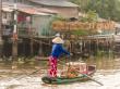villages along the Mekong Delta