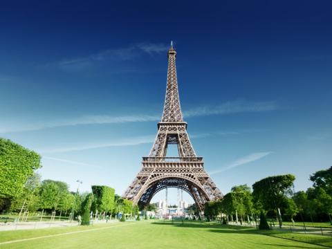 パリ観光ガイドツアー