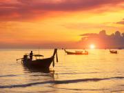 Sunset at Phang Nga Bay_303204020
