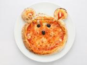 kid's pizza cheese