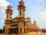 Cao Dai Temple (2)