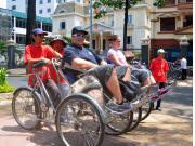 cyclo tour of hcmc