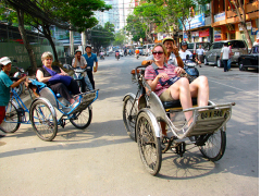 Morning Cyclo Ride Tour and Market Visit in Ho Chi Minh City, Ho Chi Minh tours & activities, fun things to do in Ho Chi Minh | VELTRA