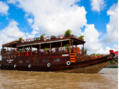 Mekong Delta Le Jarai Deluxe Cruise from Ho Chi Minh, Ho Chi Minh tours & activities, fun things to do in Ho Chi Minh | VELTRA