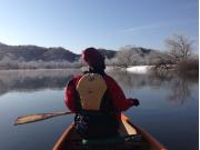 冬の釧路川№8