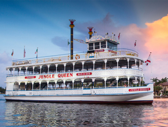 Fort Lauderdale Sightseeing Cruise On The Jungle Queen Miami - Cruise from fort lauderdale