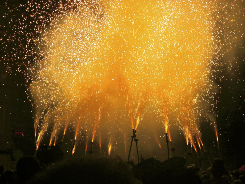 Correfoc Fire Running Festival Small Group Tour from Barcelona (2)