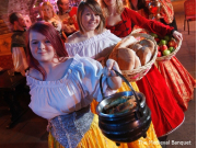 Wenches Serving Food