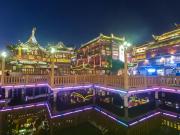 豫園夜景2_YuYuan