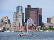 USA_Boston_Harbor Cruises_Boston Harbor