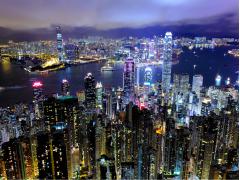 Hong Kong_Night