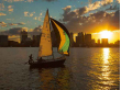 USA_Boston_Harbor Cruise_Sunset Cruise