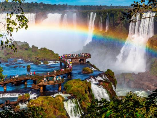 イグアスの滝観光ツアー アルゼンチンとブラジル両側から眺める!<英語ガイド/プエルト・イグアス発> | アルゼンチン 観光・オプショナルツアー専門 VELTRA(ベルトラ)