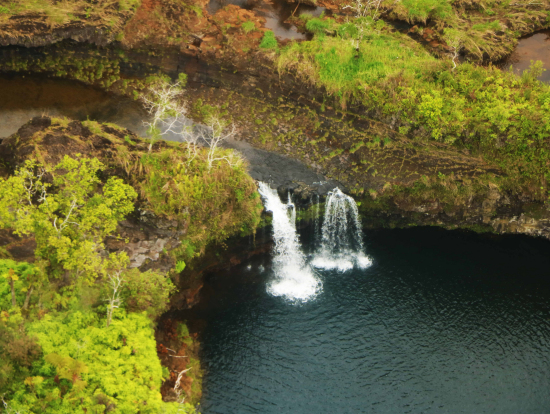 Kilauea Volcano Lava Hunt Expedition Amp Waterfalls