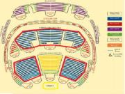 O seat chart