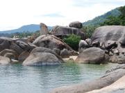 Grandfather & Grandmother Rocks, Koh Samui
