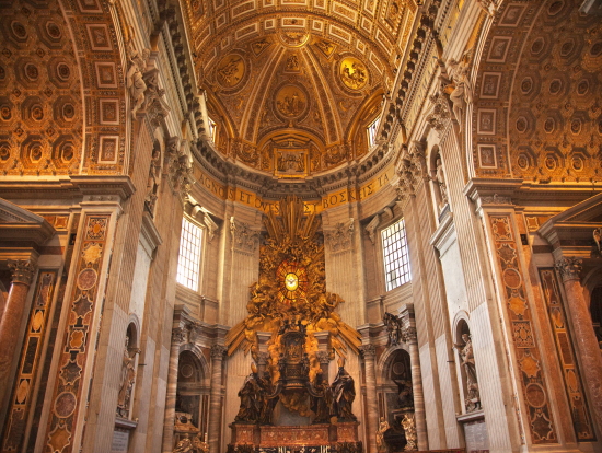 Skip The Line St. Peter's Basilica, Vatican Museums And