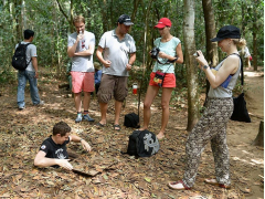 Cu Chi Tunnel Half Day History Tour with Speedboat Ride, Ho Chi Minh tours & activities, fun things to do in Ho Chi Minh | VELTRA