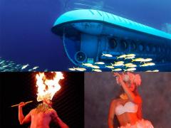 AtlantisSubmarine&RoyalKonaLuau