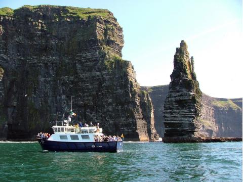 Cliffs 1hr Boat Ride
